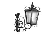 Кованые фонари (светильники)