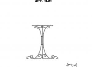 Кованые столы - 1601