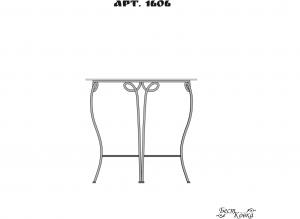 Кованые столы - 1606