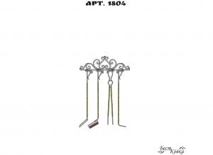 Каминные наборы - 1804
